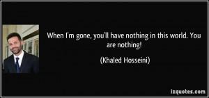 When Im Gone Quotes