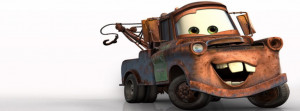 Cars – Mater Fb Cover
