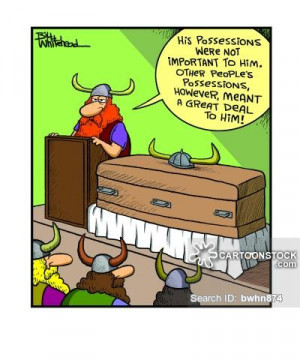 Viking Invasion cartoons, Viking Invasion cartoon, funny, Viking ...
