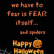 happy, Halloween, fear, funny, humorous, quotes, quote