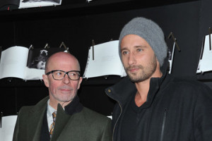 Jacques Audiard and Matthias Schoenaerts Pictures