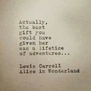 Lewis Carroll. Alice in Wonderland
