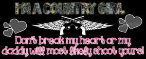 tagged country country girl camo quotes country quotes posted 1 year ...