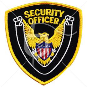 security patches security officer patches security emblem