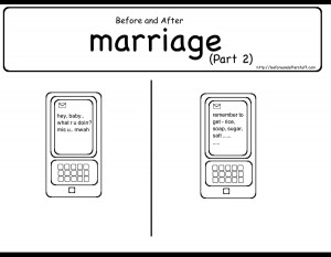 Re: Funny quotes on marriage!!