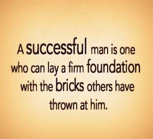 Successful Man