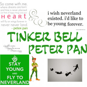peter pan neverland quotes