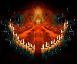samhain pronounced sow inn 31st october 1st november samhain is