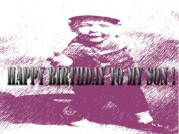 Happy Birthday Wishes to Son | A collection of Great Birthday Messages ...