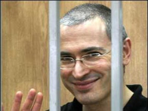 Mikhail Khodorkovsky was, at one time, Russia's richest man. He was ...