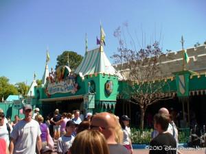 Disney World Theme Park...