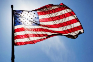 Memorial Day Flag Song and Poem