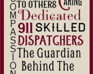 911 Emergency Dispatcher Typography Stencil 7 mil Transparent Blue ...