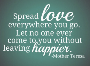 Mother Teresa Quotes on Service | Mother Teresa Quotes