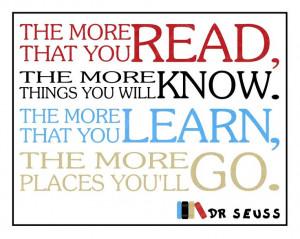 Dr. Seuss word art printable free