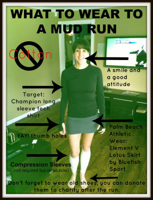 TEN TIPS TO PLAY DIRTY AT YOUR NEXT MUD RUN: