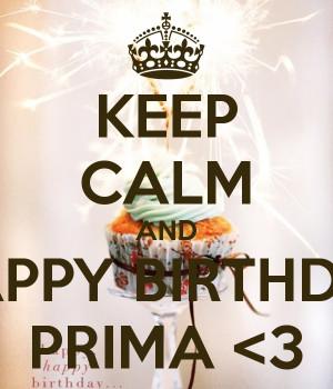 Prima Cards Birthday Card Jen