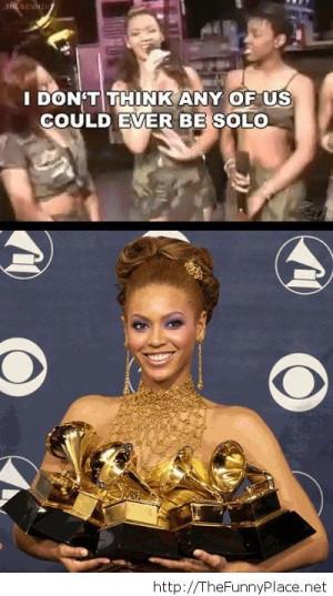 Funny Beyonce saying