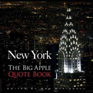 New York: The Big Apple Quote Book (Pocket)
