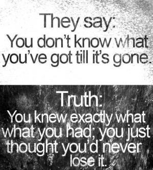 Realization Quotes and Sayings
