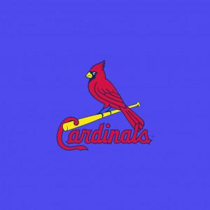 St. Louis Cardinals Logo Wallpaper