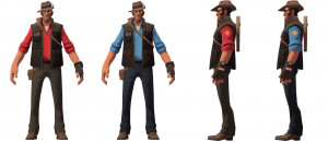 Team Fortress 2 Sniper Weapons