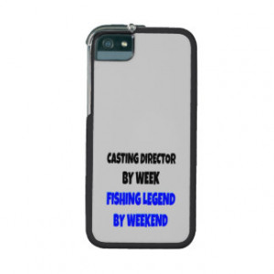 Fishing Legend Casting Director Case For iPhone 5