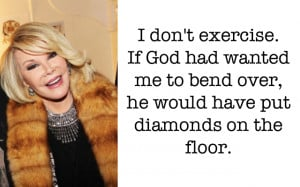 Joan Rivers' Top Quotes of all time: 9 laughable and one that will ...