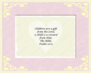 Baby Girl Baptism Quotes