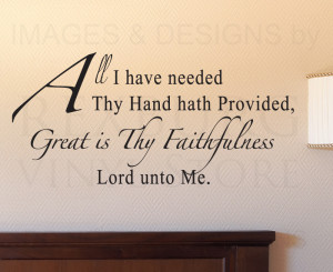 Vinyl Wall Lettering Religious Quote All Quot Bible Verses Quotes