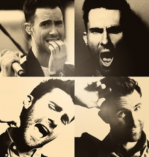Adam Levine; my boyfriend. Don't hate; I NEED this & Tommy Lee is down ...