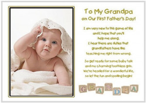 Fathers Day Quotes For Grandpa To my grandpa on fathers day