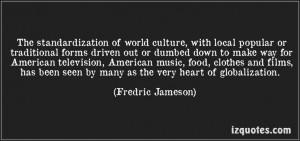 ... . (Fredric Jameson) #quotes #quote #quotations #FredricJameson