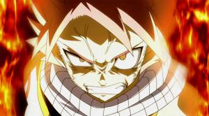 Natsu Dragneel & Simon vs. Fukuro - Fairy Tail Wiki, the site for Hiro ...
