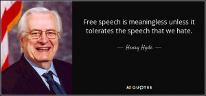 Henry Hyde Quotes