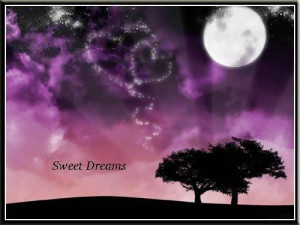 Sweet Dream Pictures, Images, Scraps for Facebook, Myspace,Hi5
