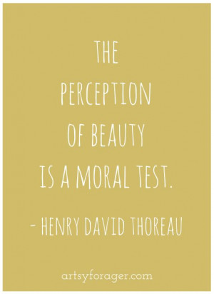 Thoreau #quotes #art #beauty #sayings
