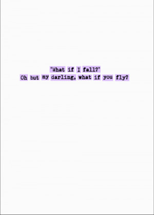 ... inspirational fall fear bird motivational fly falling flying Inspiring