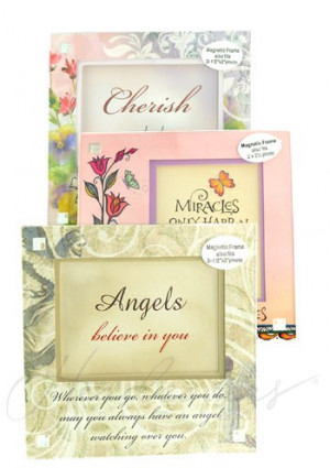 Inspirational Verses for Cancer Patients - Magnetic Frame