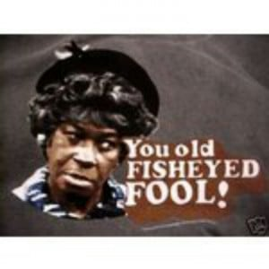 favorite character 1970's TV! Aunt Esther of Sanford & Son! She ...