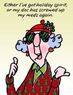 Maxine Quotes | FW: Maxine Christmas | Forward Ever Forward