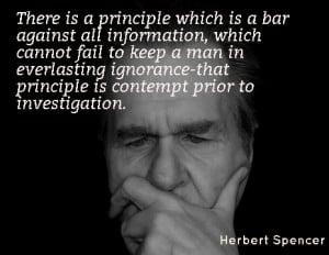 Herbert Spencer Quotes
