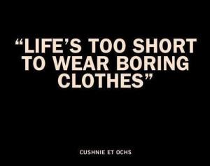 Fashion Quotes | #threetwelves