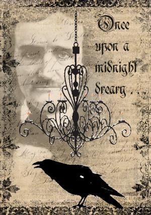 The Raven, Edgar Allan Poe // O Corvo, Machado de Assis