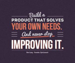 Motivational Quote on Improvement