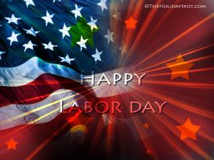1024x768 Happy Labor day wallpaper - 1024x768 Labor Day illustration
