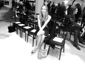 Derek Blasberg's Paris Fashion Week Diary: Fall 2013