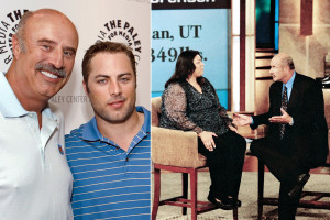 "Dr. Phil's son, has a financial interest in ""The 17 Day Diet."" Dr ..."