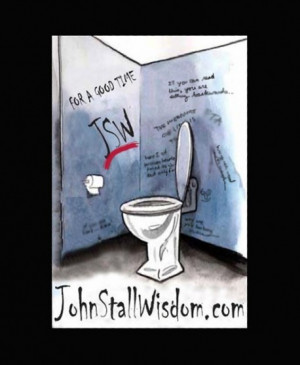 Fart Sounds delivered to your cubicle by John Stall Wisdom