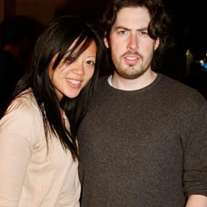 Michele Lee And Jason Reitman